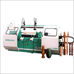Electronic Lathe Machine