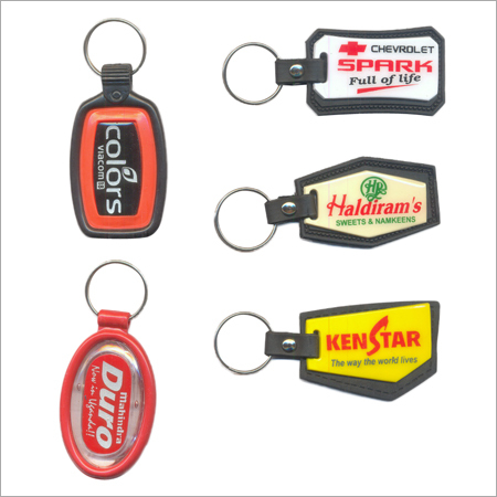 Rubber Key Rings