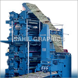 Cold Set & Heat Set Web Offset Machines