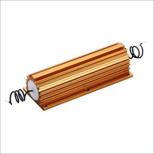 Aluminium House Wire Wound Resistor