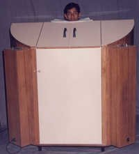VIDYUT (Infra-Red) BATH CABINET