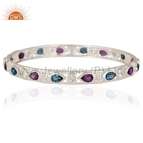 Fine Sterling Silver Bracelets