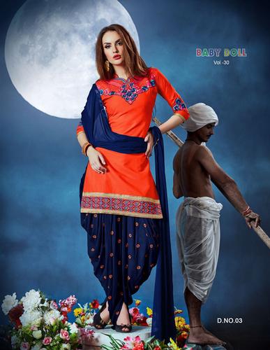 Traditional Salwar Kameez