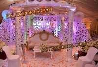 NEGERIAN WEDDING STAGE DECORATIONS