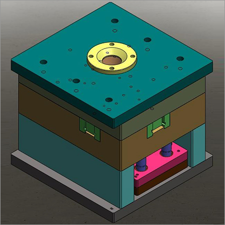 Mould Manufacturing Sample Concept