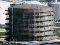 Industrial Scaffolding Prop On Rent