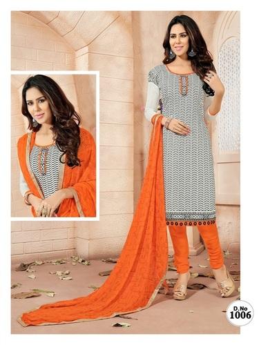 A-line Dress Material
