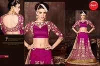 Thread Work lehenga