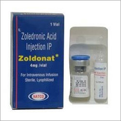 Zoldonat 4 Mg Injection Zoledronic Acid