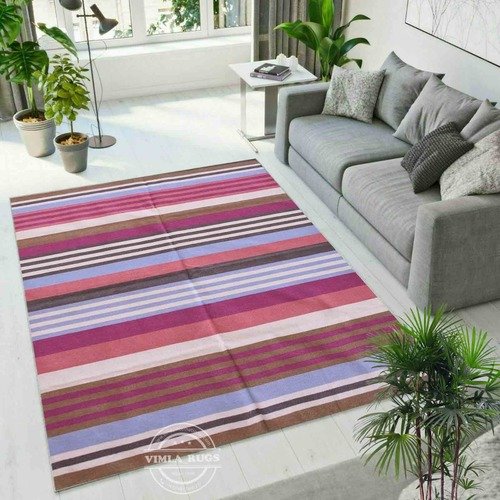 Exclusive Cotton Hand Loom Rugs
