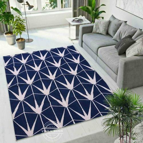 Cotton Geometrical Punja Rug