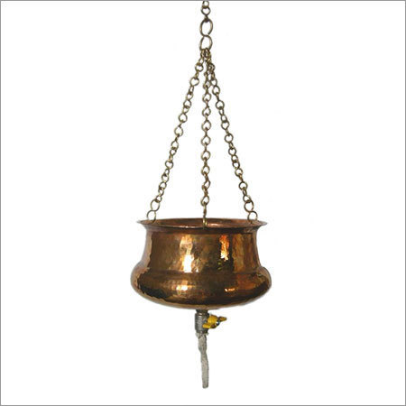 SHIRODHARA POT / YANTRA (Copper)