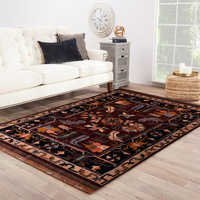 Wool Jute Kilim Carpet