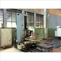 TOS W100A Horizontal Boring Mill