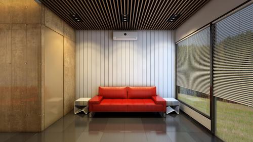 3 D Single Office