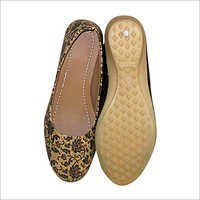 Floral Belly Sandals