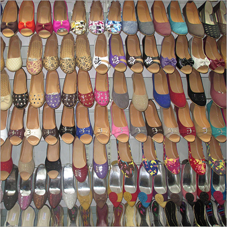 Colored Sandals