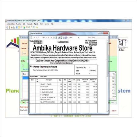 Sales Inventory Management Software