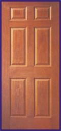 FRP Prime Finish Doors