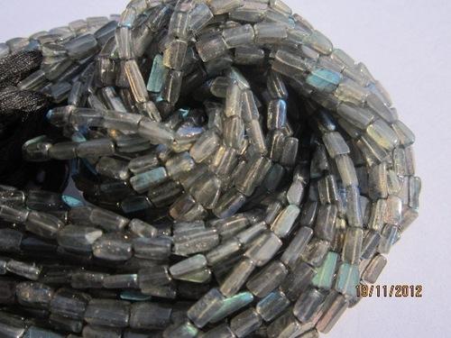 13 inch labradorite cube gemstone beads