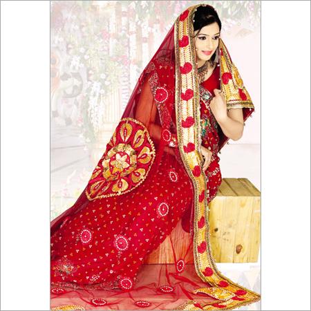 Designer Bridal Dupatta