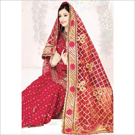 Wedding Bridal Dupatta