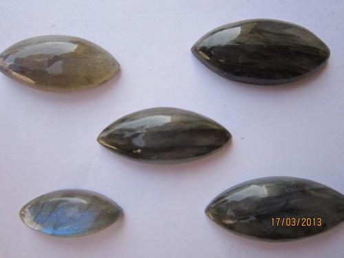 5 pcs labradorite 12x24mm to 12x28mm 9x19mm marquise beads gemstone