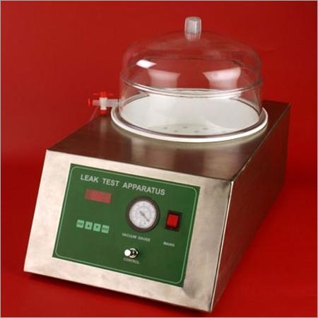 Automatic Leak Test Apparatus