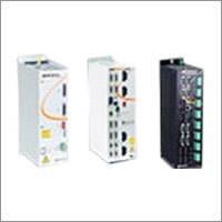 Integrated Controller Amplifiers