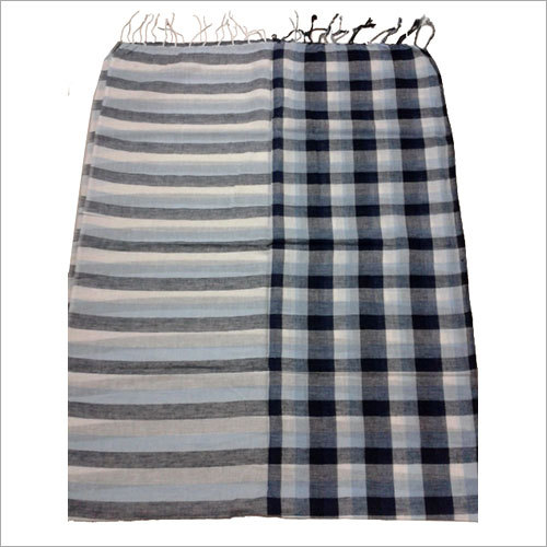 Cotton Check Scarves