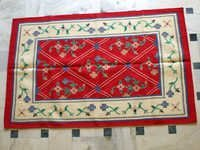 Cotton Woolen Rugs