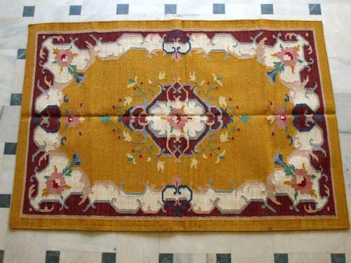 Cotton Woolen Rugs