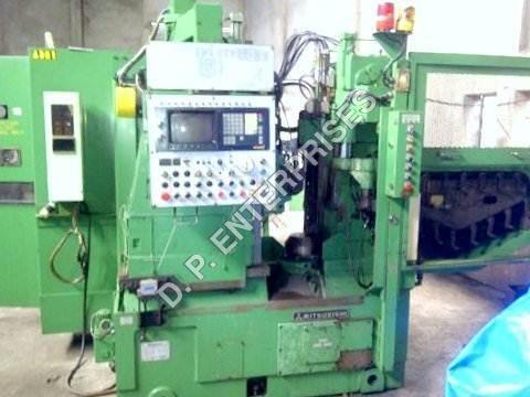 Used Cnc Gear Hobbing Machine