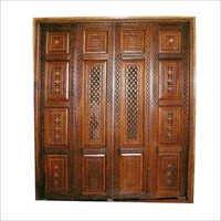 Wooden Pooja Room Doors in Bengaluru & Pooja Door In Bengaluru Karnataka - Manufacturers Dealers u0026 Suppliers