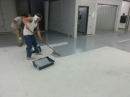 Epoxy Water Proofing Services