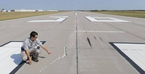 Airport Runway Repairing Services