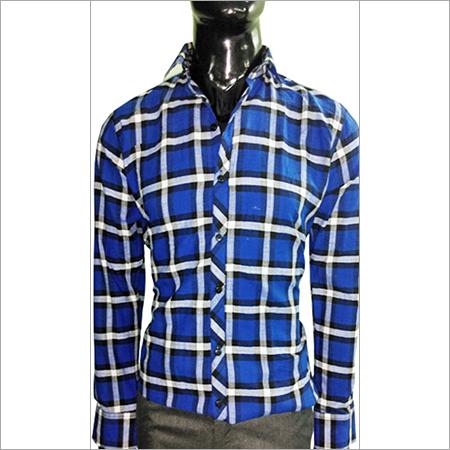 Dark Blue Shirt