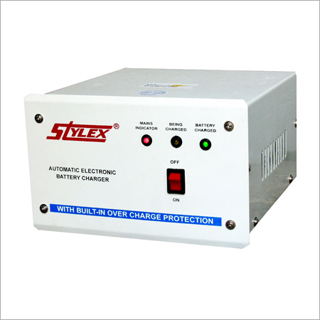 Automatic Electronic Battery Charger