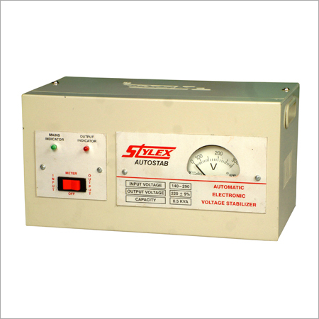Automatic Electronic Voltage Stabilizer