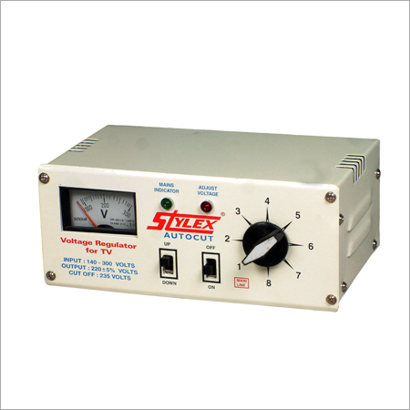 TV Voltage Stabilizer