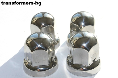 SS Wheel Cap Nuts‎