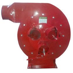 Red Blower Fan