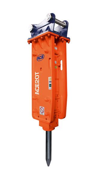 ACE 20T- TOP type / Light duty range