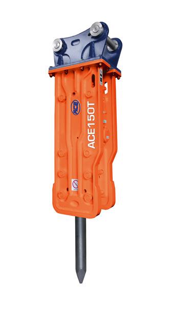 ACE 150T- TOP type / Medium duty range