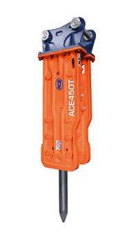 ACE 450T-TOP type / Heavy duty range