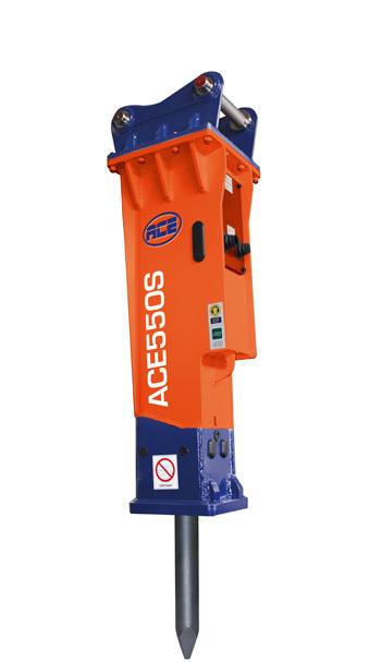 ACE 550S-Silenced Box Type / Heavy duty range