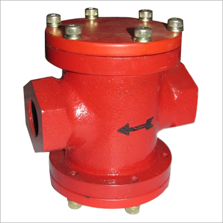 High Pressure Compressed Gas Filter