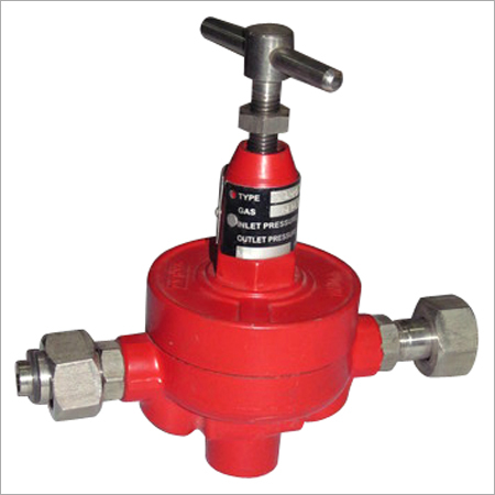 Ammonia Gas Regulator