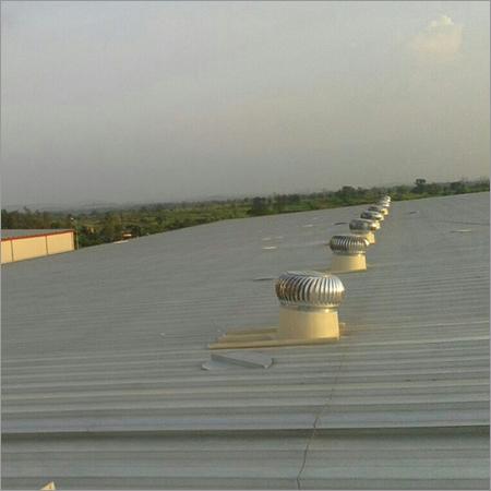SS Wind Ventilator