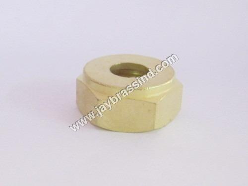 Brass LPG Nut
